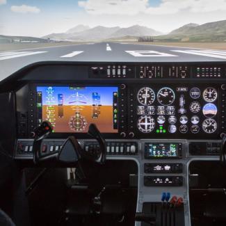 Rent Simulator ALSIM AL250 (call for price)